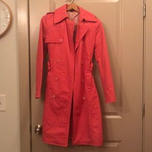 Express Trench-coat